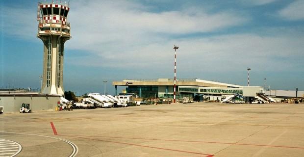 Aeroporto di Palermo Punta Raisi - Aeroporti della Sicilia