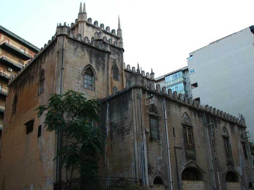 Castelletto del Principe d'Aci Palermo