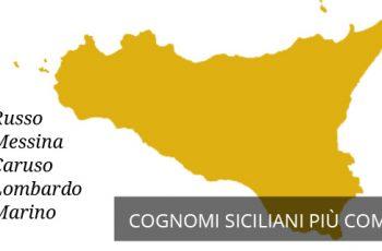 Cognomi siciliani