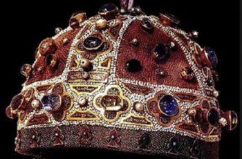 Corona dell'imperatrice Costanza D'Aragona