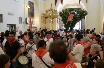Festa San Sebastiano Cerami