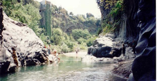 Gole di Alcantara