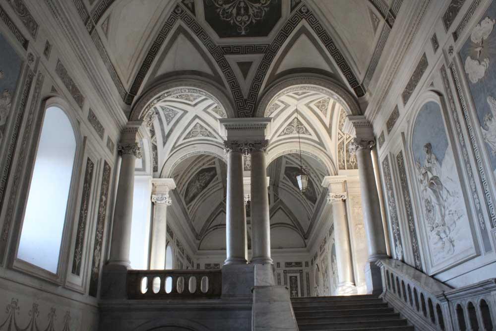 Ingresso del Monastero