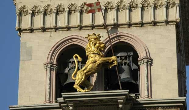 L'orologio del Duomo