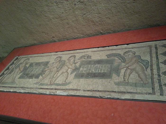 Mosaico Castello Ursino