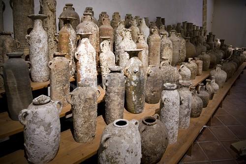 Museo Archeologico Baglio Anselmi di Marsala