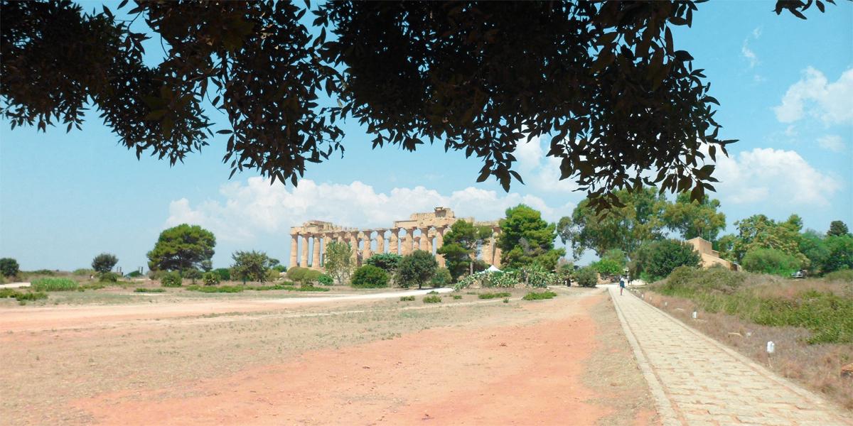 Parco Archeologico e cave di Cusa diSelinunte