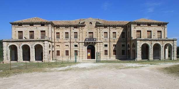 Parco Minerario Floristella - Palazzo Pennisi
