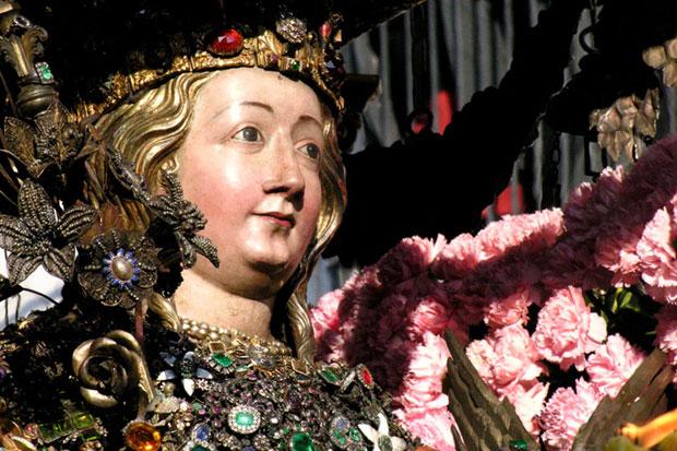 Sant'Agata - Santa patrona di Catania