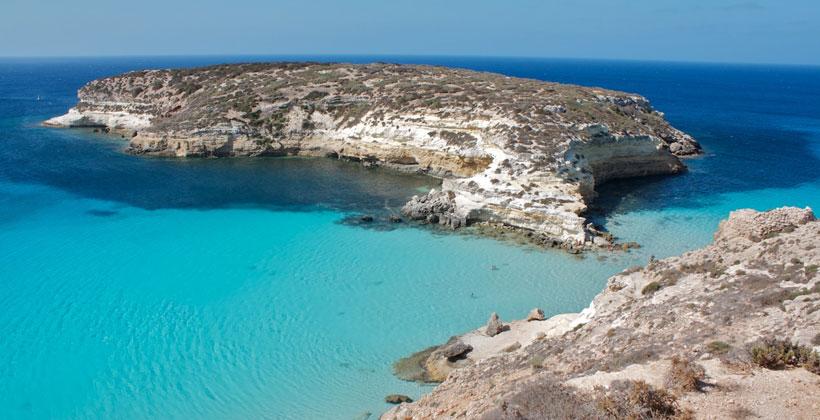 L Isola Dei Conigli La Spiaggia Dei Conigli Di Lampedusa