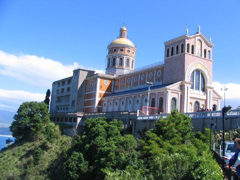 Tindari - Santuario Madonna Nera