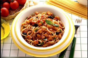Vermicelli alla siracusana - Ricetta