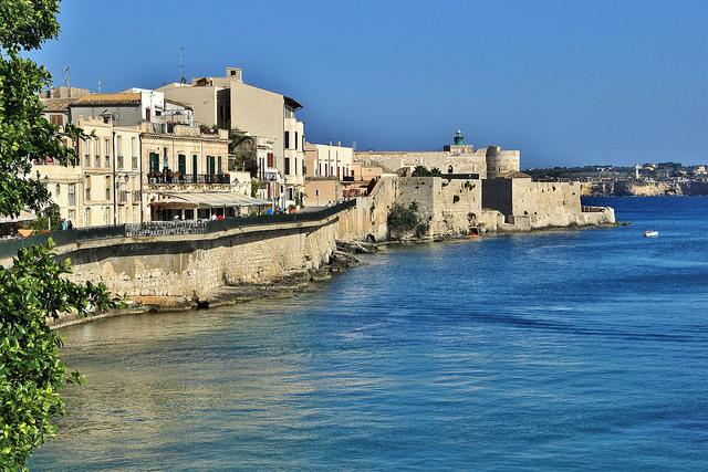 Castello di Maniace Ortigia