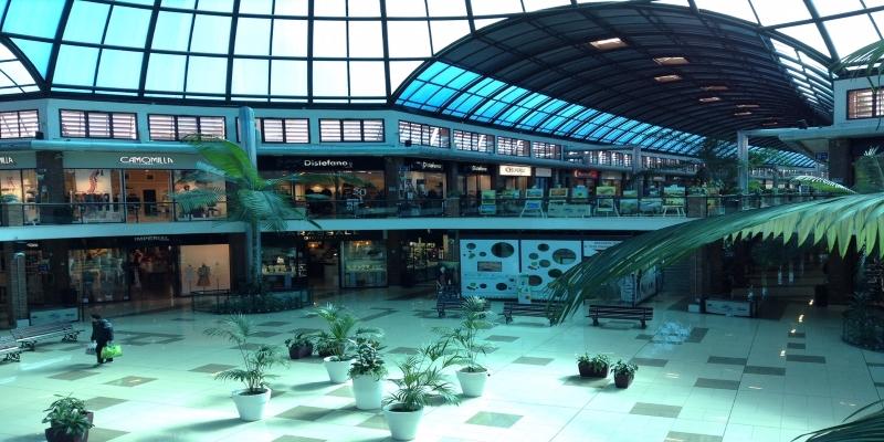 centri commerciali catania