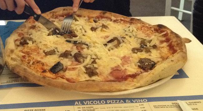 Dove mangiare la pizza a Catania