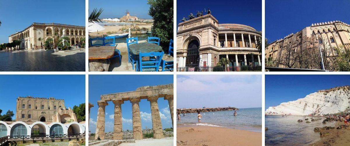 Tour Della Sicilia Occidentale Itinerario E Cose Da Vedere Mondosicilia It