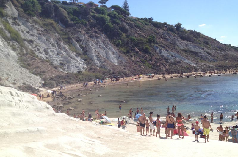 Spiaggia della Scala dei Turchi