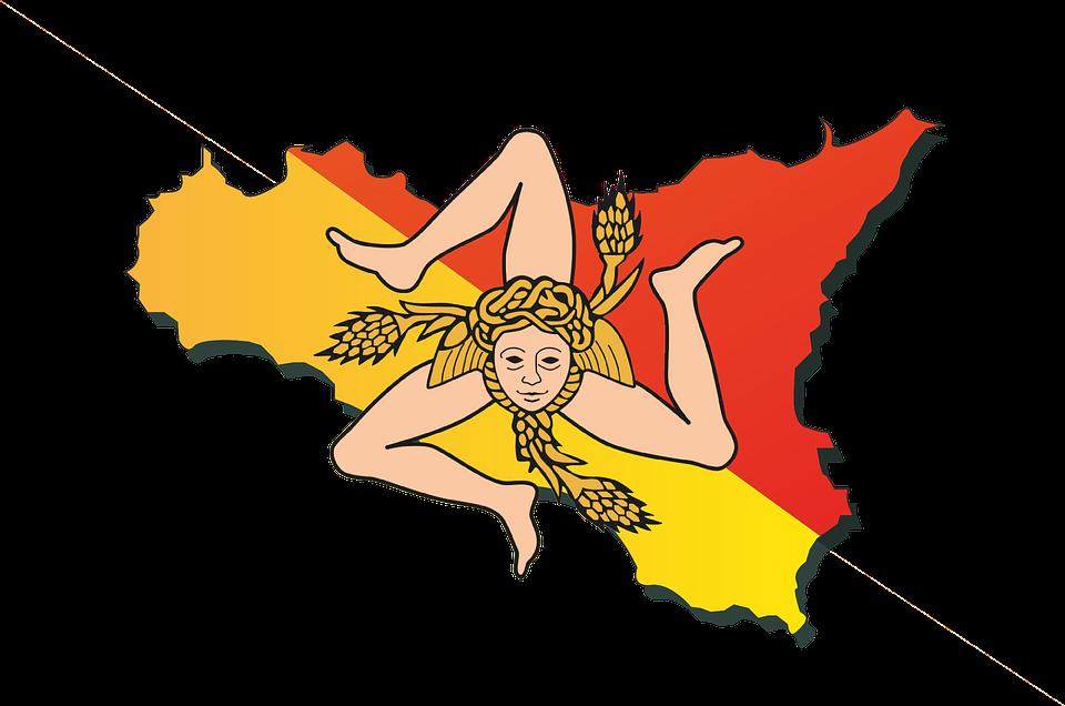 Trinacria: il simbolo della Sicilia